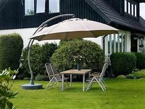 Sonnenschirm sun garden prinsenvanderaa for Katzennetz balkon mit sun garden easy sun 350