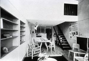 Le Corbusier Cité Radieuse Interieur : interior 1947 52 le corbusier arquitectura le corbusier et arquitectonico ~ Melissatoandfro.com Idées de Décoration