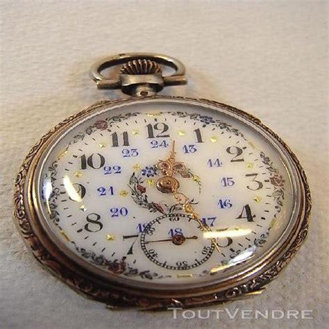 ancienne montre gousset clasf