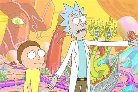 You Need To Be Watching Rick And Morty. Seriously