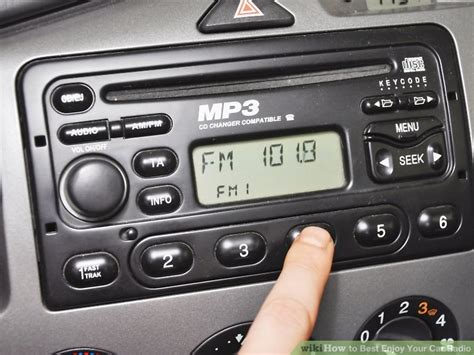 How To Best Enjoy Your Car Radio