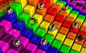 Colorful 3D Wallpapers - Wallpaper Cave