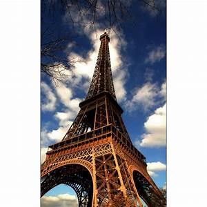 Tour Eiffel Deco : sticker mural tour eiffel stickers muraux deco ~ Teatrodelosmanantiales.com Idées de Décoration
