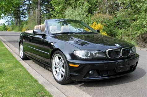 2004 Bmw Convertible by Feature Listing 2004 Bmw 330ci Convertible German Cars
