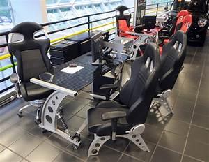 Car Guy Garage: 7 Piece Race Car Automotive Office Furniture