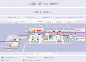 HSG Flughafen Stuttgart Lageplan