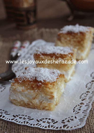 recette dessert pour ramadan basboussa 224 la cr 232 me chhiwat ramadan les joyaux de sherazade