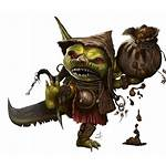 Goblin Pathfinder Goblins Fantasy Dragon Supernatural Character