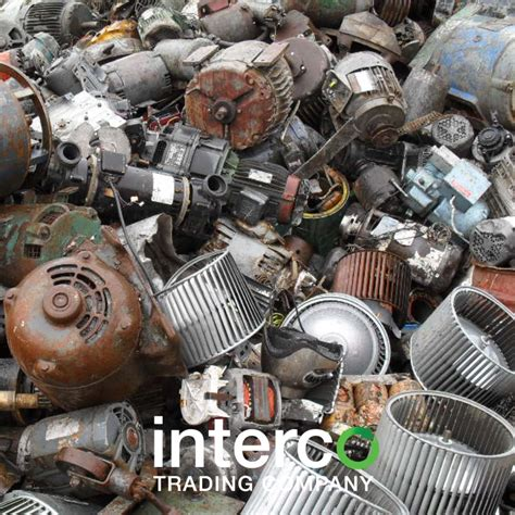 Electric Motor Italy by Recycling Electric Motors Interco Trading Company