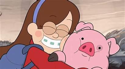 Waddles Mabel Gifs Pig Waddle Gifer Wikia