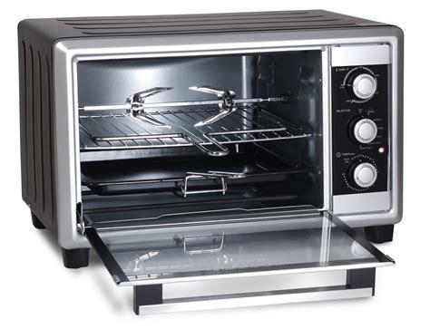 large toasters elite cuisine 6 slice large toaster oven broiler