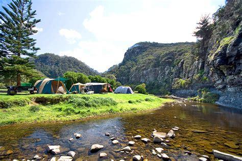 Cumberland River Holiday Park - Coastal Camping Victoria