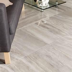 Atrium, Kios, Gris, Glazed, Porcelain, Floor, Tile