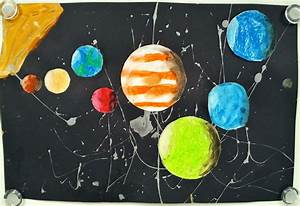 Solar System Art Projects - Pics about space