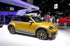 2016 Volkswagen Beetle Dune now on sale Autocar