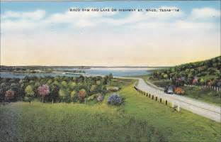 Pictures of Lake Waco Dam Texas
