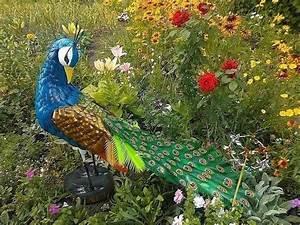 Wandbilder Für Garten : v gel aus plastikflaschen f r garten dekoking ~ Sanjose-hotels-ca.com Haus und Dekorationen