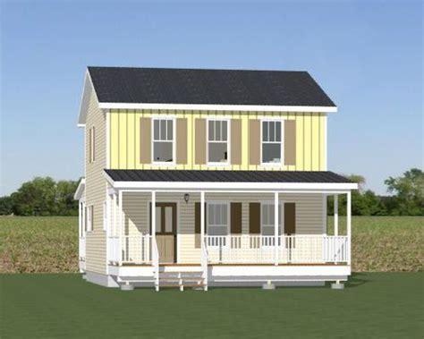 24x24 House  #24x24h6c  1,086 Sq Ft  Excellent Floor