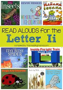 learning the alphabet free letter i printable pack With letter books for toddlers