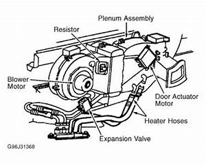 2001 ford expedition blower motor heater problem 2001 With engine cooling system diagram 1999 ford expedition heater hose diagram