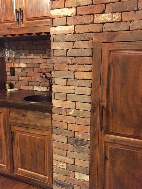 england blend thin brick veneer    perfect