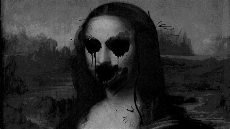 Dark Evil Horror Spooky Creepy Scary Wallpaper 1920x1080