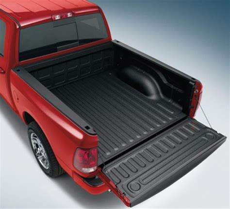ram brand offers factory spray  bed liner  pickups