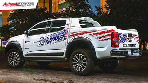 Gambar Mobil Chevrolet Colorado by Fitur Chevrolet Colorado 4th Of July Edition Autonetmagz