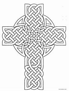 free printable cross coloring pages for cool2bkids