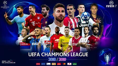 [13+] Champions League 2019 Wallpapers on WallpaperSafari