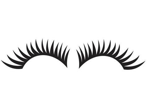 eyelash template headlight eyelash set 1 vinyl decal veh ml6 5 featured in prune treasury by chifonie on