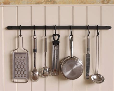 Kitchen Hangers For Pots And Pans by Pan Rack Pot Rack Wall Mounted Wrought Iron