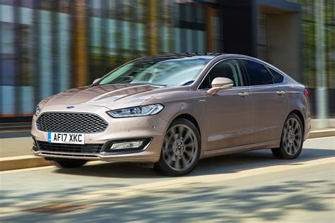 2017 Ford Mondeo Vignale Review