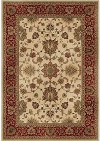 oversized area rugs American Heirloom Borokan Ivory Extra Large Area Rug from ...