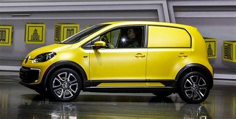 volkswagen  load  electric van concept unveiled