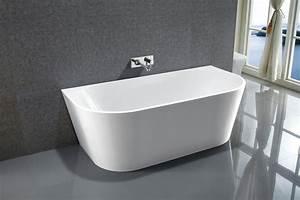 Freistehende Acryl Badewanne : freistehende badewanne nova acryl wei 170x80cm badewelt badewanne freistehende wannen acryl ~ Sanjose-hotels-ca.com Haus und Dekorationen
