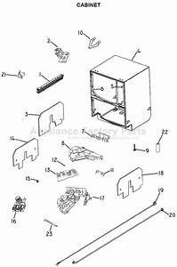 Parts For Dd224p