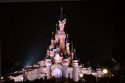 Disney Desktop Land Wallpapers Disneyland Paris Castle