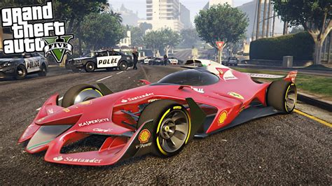 Gta 5 Mods Formula 1 Car