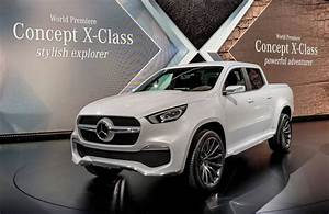 Mercedes Class X : official mercedes benz concept x class gtspirit ~ Melissatoandfro.com Idées de Décoration