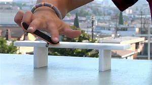 Tutoriales Tech Deck Trucos Intermediarios De Calle Youtube