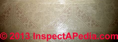 asbestos floor tiles linoleum sheet flooring photo