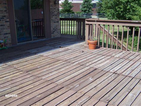 deck railing installation commercial decks railings