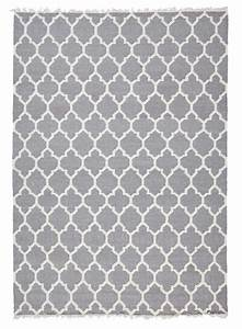 tapis design afrira gris With tapis gris design