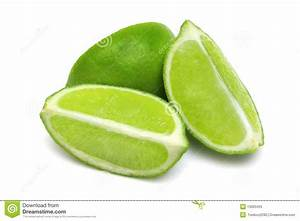 Lime Wedges Royalty Free Stock Photo - Image: 13065455