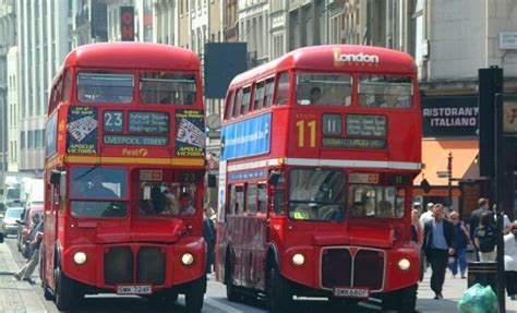 История лондонского автобуса – Это интересно!