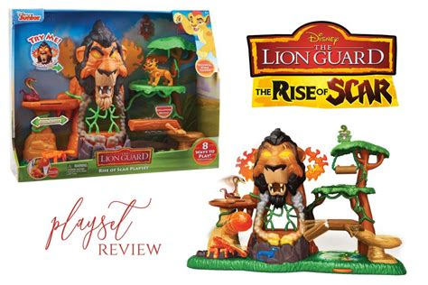 The Guard Rise Of Scar Playset