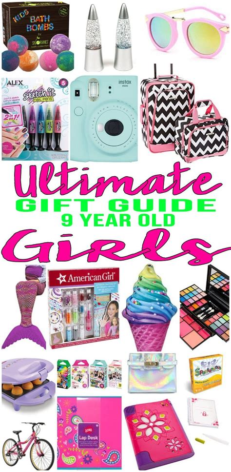 what to buy your 9 year old girl for christmas best gifts 9 year will