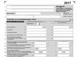 Steuererklärung 2017 Kostenlos : einkommenssteuer 2017 mit allen anlagen pdf vorlagen ~ Kayakingforconservation.com Haus und Dekorationen
