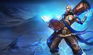 Tribal Ryze Skin - Chinese - League of Legends Wallpapers